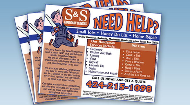 list of synonyms and antonyms of the word handyman flyers